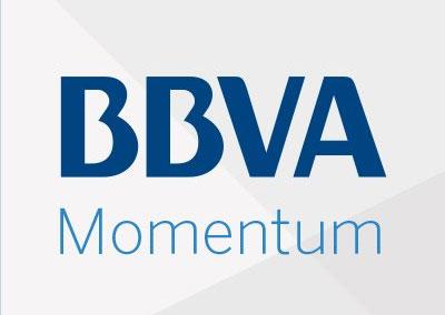 Storytelling en Momentum Project de BBVA